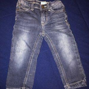 Toddler Hudson Jeans.